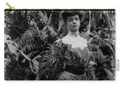 Alice Roosevelt Longworth (1884-1981) Carry-all Pouch