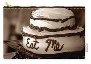 Alice's Eat Me Cake  Carry-all Pouch
