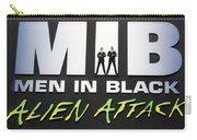 Alien Attack Carry-all Pouch