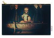 Alien Autopsy Alien Abduction Carry-all Pouch