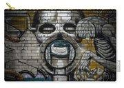Alien Graffiti Carry-all Pouch