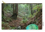 Alien In Redwood Forest Carry-all Pouch