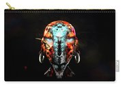 Alien Warrior Princess Carry-all Pouch