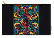 Alignment Carry-all Pouch by Teal Eye  Print Store