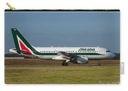 Alitalia Airbus A319 Carry-all Pouch