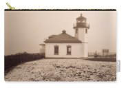 Alki Point Lighthouse Carry-all Pouch