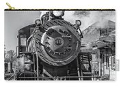 All Aboard Bw Carry-all Pouch