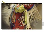 Pow Wow All About Time Carry-all Pouch