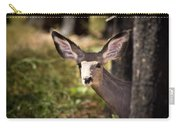 All Ears - Mule Deer Fawn - Casper Mountain - Casper Wyoming Carry-all Pouch