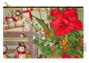 All Good Wishes For Christmas Carry-all Pouch