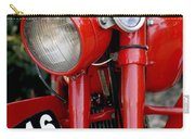 All Original English Motorcycle Carry-all Pouch