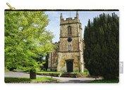 All Saints Church Weston Bath Carry-all Pouch