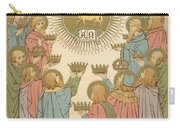 All Saints Carry-all Pouch