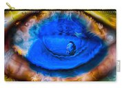 All Seeing Eye Carry-all Pouch by Omaste Witkowski