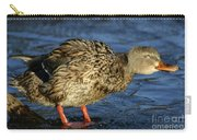 All Shook Up Carry-all Pouch