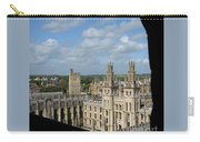 All Souls College And Beyond Carry-all Pouch