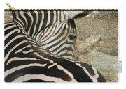 All Stripes Zebra 2 Carry-all Pouch