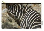 All Stripes Zebra 3 Carry-all Pouch