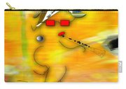 All That Jazz Or Blues Carry-all Pouch