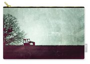 All That's Left Behind Carry-all Pouch by Trish Mistric