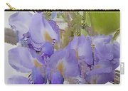 All The Flower Petals In This World 7 Carry-all Pouch