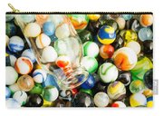 All The Marbles Carry-all Pouch by Edward Fielding