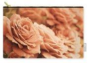 All The Orange Roses Carry-all Pouch