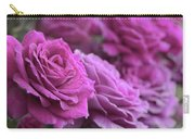 All The Violet Roses Carry-all Pouch