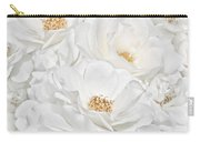 All The White Roses  Carry-all Pouch