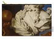 Allegorical Still Life Carry-all Pouch by Francesco Stringa