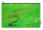 Allegory Emerald Green Carry-all Pouch