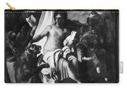 Allegory Of Africa Carry-all Pouch