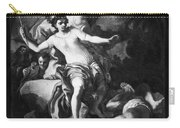 Allegory Of America Carry-all Pouch