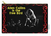 A C  Is The Free Bird 2 Carry-all Pouch