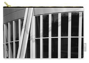Allen County Museum Black And White Carry-all Pouch