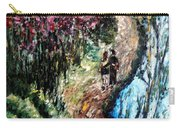 Alley By The Lake Carry-all Pouch