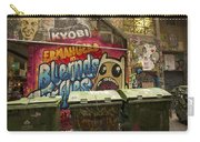 Alley Graffiti Carry-all Pouch
