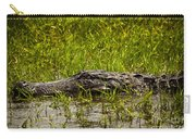 Alligator Amoungst Us Carry-all Pouch