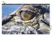 Alligator Eye Carry-all Pouch