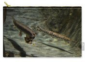 Alligator Gars Carry-all Pouch