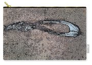 Alligator Skull Fossil 3 Carry-all Pouch