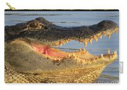 Alligator's  Mouth Carry-all Pouch