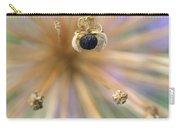 Allium Lucille Ball Seedpod Carry-all Pouch