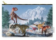 Allosaurus Pack Carry-all Pouch