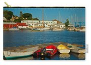 Alls Quiet In The Harbor Carry-all Pouch