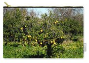 Almanzora Mountain Lemons Winther Spain Carry-all Pouch