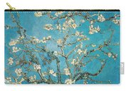 Almond Branches In Bloom Carry-all Pouch