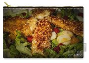 Almond Encrusted Chicken Salad 2 Carry-all Pouch