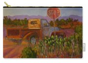 Almost Home - Art By Bill Tomsa Carry-all Pouch