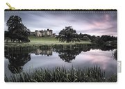 Alnwick Castle Sunset Carry-all Pouch